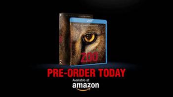 Zoo: Season One Blu-ray TV Spot - Thumbnail 8