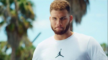 Jordan TV Spot, 'The Dunk to End All Dunks' Featuring Blake Griffin