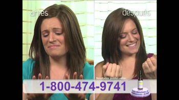 ZanaQuick TV Spot, 'Curar los hongos de las uñas' [Spanish]
