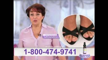 ZanaQuick TV Spot, 'Curar los hongos de las uñas' [Spanish] - Thumbnail 4