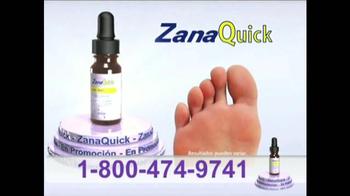 ZanaQuick TV Spot, 'Curar los hongos de las uñas' [Spanish] - Thumbnail 5