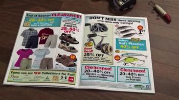 Bass Pro Shops End of Season Clearance Sale TV Spot, 'Fishing Boat Savings' - Thumbnail 6