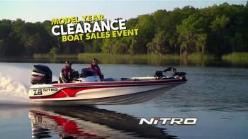 Bass Pro Shops End of Season Clearance Sale TV Spot, 'Fishing Boat Savings' - Thumbnail 8
