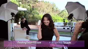 Finishing Touch TV Spot, 'Instant Painless Hair Removal' Ft. Fran Drescher - Thumbnail 7