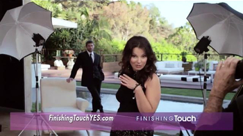 Finishing Touch TV Spot, 'Instant Painless Hair Removal' Ft. Fran Drescher - Thumbnail 6