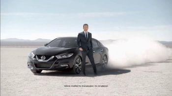 Nissan Bottom Line Model Year-End Event TV Spot, 'Redesigned'