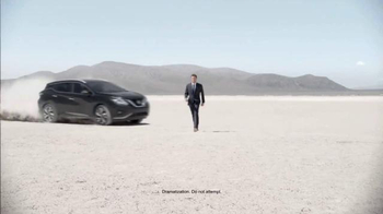 Nissan Bottom Line Model Year-End Event TV Spot, 'Redesigned' - Thumbnail 2