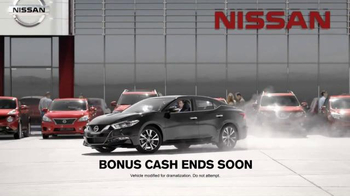 Nissan Bottom Line Model Year-End Event TV Spot, 'Redesigned' - Thumbnail 8