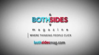 BothSides Magazine TV Spot, 'BothSides Website' - Thumbnail 4