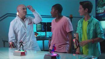 Playmation Marvel Avengers Repulsor Starter Pack TV Spot, 'Disney Channel: Avengers Lab'