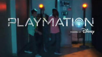 Playmation Marvel Avengers Repulsor Starter Pack TV Spot, 'Disney Channel: Avengers Lab' - Thumbnail 1