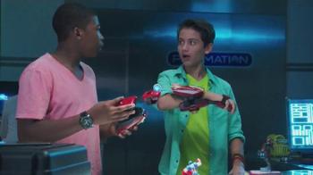 Playmation Marvel Avengers Repulsor Starter Pack TV Spot, 'Disney Channel: Avengers Lab' - Thumbnail 4