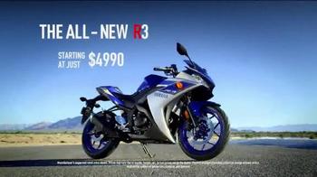 Yamaha YZF-R3 TV Spot, 'Welcome to R World' - Thumbnail 10