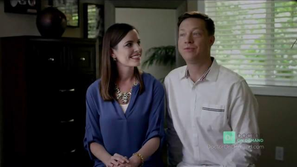 Doctor on Demand TV Commercial, 'Eric and Allison'