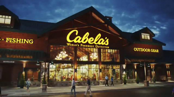 Cabela's Fall Great Outdoor Days TV Spot, 'Let the Games Begin' - Thumbnail 9