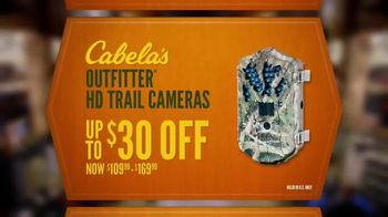 Cabela's Fall Great Outdoor Days TV Spot, 'Let the Games Begin' - Thumbnail 7