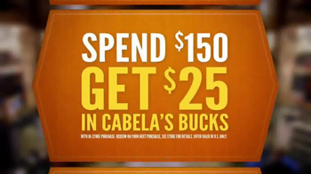 Cabela's Fall Great Outdoor Days TV Spot, 'Let the Games Begin' - Thumbnail 8