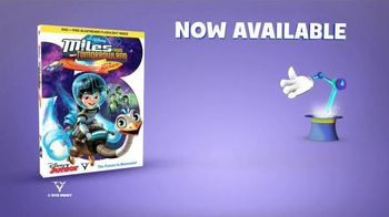 Miles From Tomorrowland: Let's Rocket! DVD TV Spot