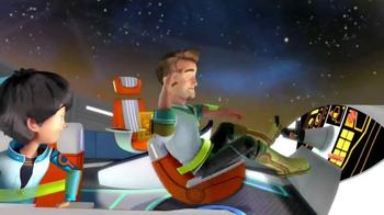 Miles From Tomorrowland: Let's Rocket! DVD TV Spot - Thumbnail 5