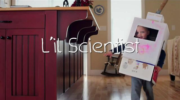 Lil Critters Gummy Vitamins TV Spot, 'L'il Scientist'