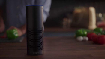 Amazon Echo TV Spot, 'Controlled by Your Voice' Song by The Glitch Mob - Thumbnail 7
