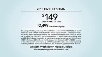 Honda Summer Clearance Event TV Spot, 'Fad' - Thumbnail 8