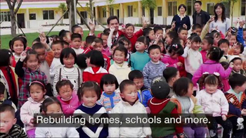 Lions Clubs International TV Spot, 'Disaster Relief' - Thumbnail 5