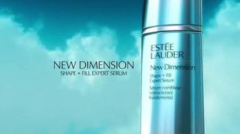 Estee Lauder New Dimension TV Spot, 'Best Angle' Featuring Eva Mendes - Thumbnail 6