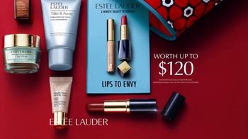 Estee Lauder New Dimension TV Spot, 'Best Angle' Featuring Eva Mendes - Thumbnail 8