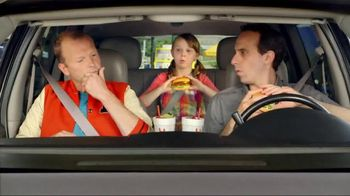Sonic Drive-In TV Spot, 'Letter in Lunch' - 1585 commercial airings