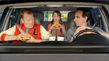 Sonic Drive-In TV Spot, 'Letter in Lunch' - Thumbnail 4