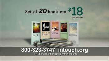 In Touch Ministries Spiritual Foundations Series TV Spot, 'Tough Times'