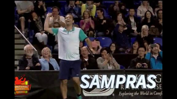 PowerShares Series TV Spot, 'Legends of Tennis' - 20 commercial airings