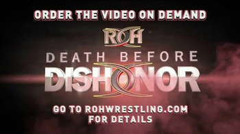 ROH Wrestling TV Spot, 'Death Before Dishonor XIII' - Thumbnail 8