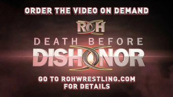 ROH Wrestling TV Spot, 'Death Before Dishonor XIII' - Thumbnail 1