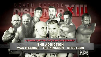 ROH Wrestling TV Spot, 'Death Before Dishonor XIII' - Thumbnail 3