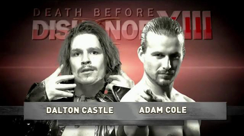 ROH Wrestling TV Spot, 'Death Before Dishonor XIII' - Thumbnail 6