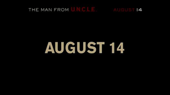 The Man From U.N.C.L.E. - Alternate Trailer 34