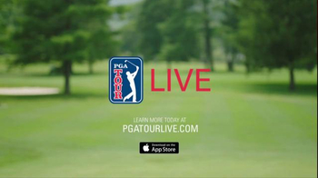 PGA Tour Live TV Spot, 'Hello' - Thumbnail 7