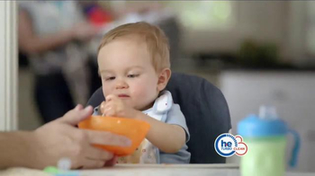 Tide HE Turbo Clean TV Spot, 'Baby Food' - Thumbnail 2