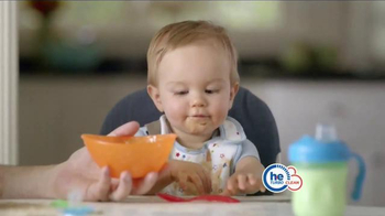 Tide HE Turbo Clean TV Spot, 'Baby Food' - Thumbnail 6
