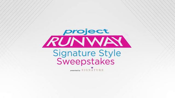 Project Runway Signature Style Sweepstakes TV Spot, 'Hallmark Signature' - Thumbnail 4