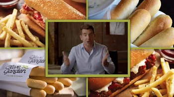 Olive Garden TV Spot, 'FX Eats' Featuring Adam Gertler - Thumbnail 2