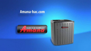 Amana TV Spot, 'The Only Air Conditioner' - Thumbnail 6