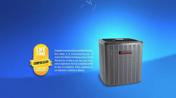 Amana TV Spot, 'The Only Air Conditioner' - Thumbnail 5