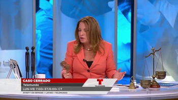 XFINITY Latino TV Spot, 'Caso Cerrado' [Spanish] - 26 commercial airings
