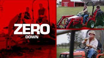 Mahindra Red Tag Sale TV Spot, 'Zero'