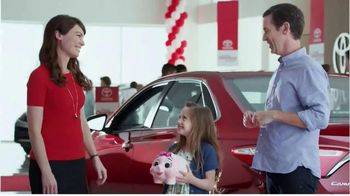 Toyota Annual Clearance Event TV Spot, 'Piggy Bank' - 836 commercial airings