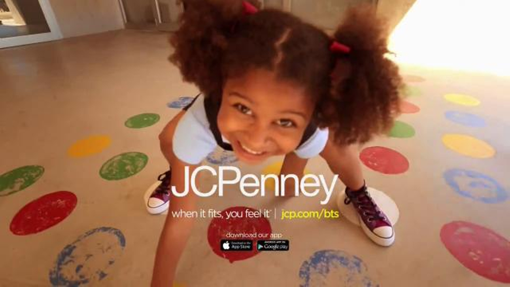 JCPenney Huge Sale TV Commercial, 'Layer on the Cute'