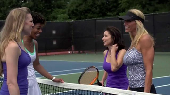 Tennis Central App TV Spot, 'More Tennis' - Thumbnail 6